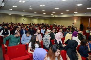 """Üniversitemizde """"Ortadoğu'da Demokrasinin Geleceği"""" Konulu Panel Düzenlendi"""