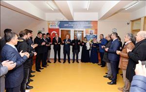 Çorumlu Şehidimiz Sinan Babacan'ın Adı Fen Edebiyat Fakültesinde Yaşayacak