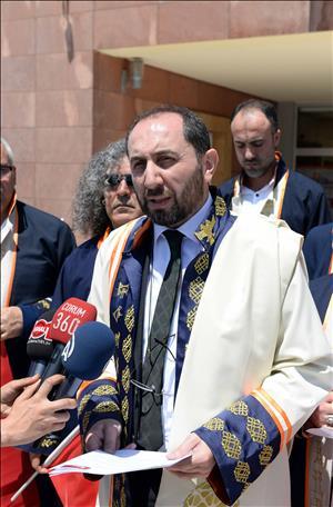 Üniversitemiz Senatosu ABD'nin Kudüs Kararının Reddine İlişkin Basın Açıklaması Düzenledi