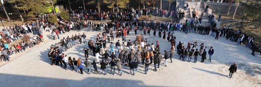 Üniversitemizde Nevruz Coşkuyla Kutlandı