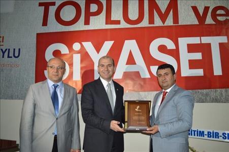 Süleyman Soylu Konferans Verdi