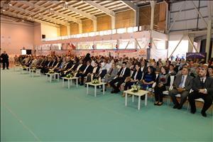 Teknik Bilimler Meslek Yüksekokulu Mezuniyet Töreni Büyük Bir Coşkuyla Yapıldı