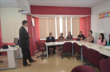 Academic Visit to Çankırı Karatekin University International Language Center