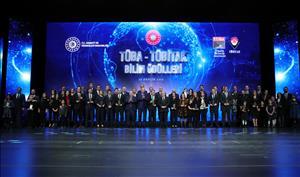 Öğretim Üyemiz Prof. Dr. Duman TÜBA-TESEP Ödülünü Aldı