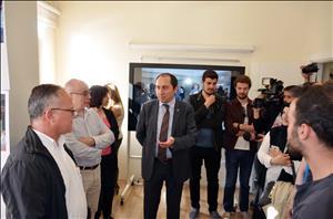 Çanak-Çömlek Teknolojisi Çalıştayı Sonuç Sergisi Açıldı