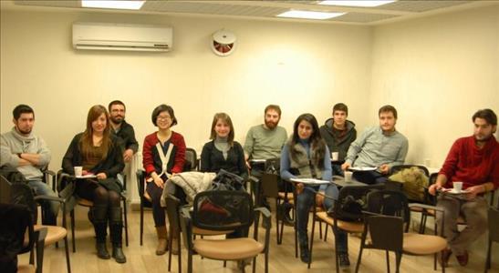 HİTİTSEM'de Erasmus Programı İle Yurtdışına Gidecek Öğrencilerimize İngilizce Kursu Veriliyor