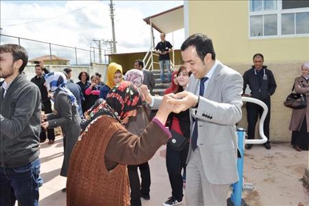 Sungurlu Meslek Yüksekokulu Gönül Elçileri Bir Dizi Etkinlik Gerçekleştirdi