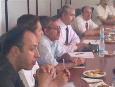 Eskişehir'de AÖF'de Yapılan Toplantıya Üniversitemizden Katılım