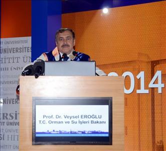 2014–2015 Akademik Yılı Açılış Törenimiz Gerçekleştirildi