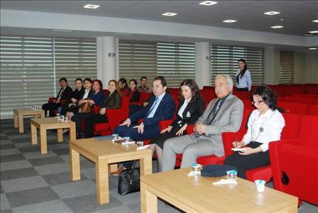 Üniversitemizde Dünya Kadınlar Günü Vesilesiyle Konferans Gerçekleştirildi
