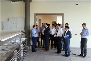 Rektörümüz Alaca Avni Çelik MYO Kampüsü'nde İncelemelerde Bulundu