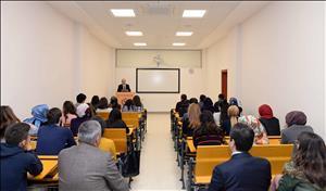 Rektörümüz Tıp Fakültesi Öğrencileri İle Bir Araya Geldi