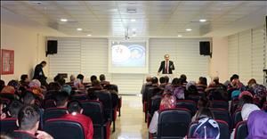 Rektörümüz KYK Osmancık Öğrenci Yurdunda Öğrencilerle Bir Araya Geldi