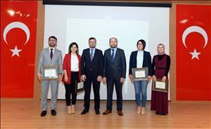Üniversitemizin 13. Kuruluş Yıl Dönümü Etkinlikleri, İTÜ Rektörünün de Katılımlarıyla Devam Etti