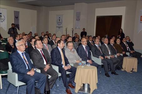 ERPE-METEG Projesinin Açılış ve Bilgilendirme Toplantısı Yapıldı