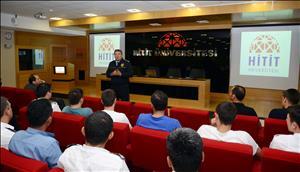 Üniversitemiz Özel Güvenlik Personeline Yönelik Eğitimler Devam Ediyor