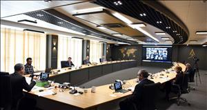 Üniversite Senatomuz, Koronavirüs Engelini Telekonferans Sistemiyle Aştı