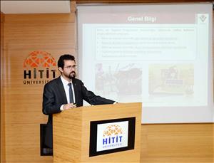 Üniversitemizde TÜBİTAK Bilim ve Toplum Programları Tanıtım Toplantısı Yapıldı