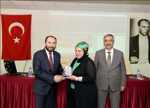 Uygulamalı Girişimcilik Eğitimi Sertifika Töreni Çorum Valimiz ve Rektörümüzün Katılımlarıyla Yapıldı
