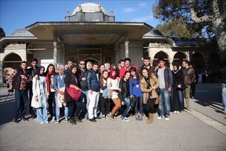 İskilip MYO Mimari Restorasyon Programı 3.Teknik Gezi'sini İstanbul'a Düzenledi
