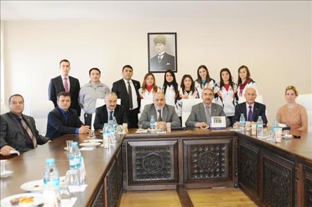 Spor Kulübü Basın Toplantısı