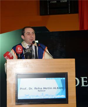 2015-2016 Akademik Yılı Açılış Törenimiz Gerçekleştirildi