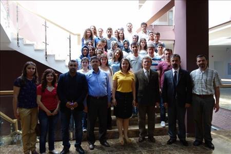 Latif Kavukçu Üniversitemiz Gıda Mühendisliği Bölümü Öğrencileriyle Bir Araya Geldi