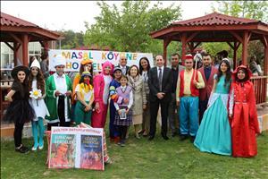 Üniversitemizde Gülten Dayıoğlu Çocuk ve Gençlik Edebiyatı Vakfının Ödül Töreni Düzenlendi