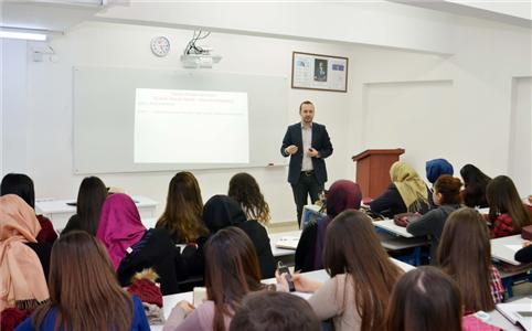"""Üniversitemizde """"Katılım Bankacılığı ve Faizsiz Finans Sertifika Programı"""" Düzenlenmektedir"""