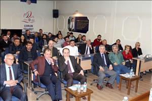 Mesleki Yeterlilik Belgesi Bilgilendirme Toplantısı Düzenlendi