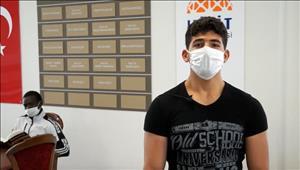 Uluslararası Öğrencilerimiz Salgın Sürecinde Türkiye'de Kalmayı Tercih Etti