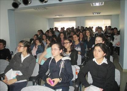 Üniversitemiz 140 Binin Üzerinde Öğrenciye Tanıtıldı