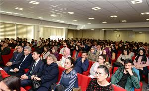 """""""Vergi, Kayıtdışılık, Küresel Sermaye ve Sanal Para"""" Konulu Panel ve Çalıştay Düzenlendi"""