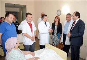 Meme Hastalıkları Polikliniği Hasta Kabulüne Başladı