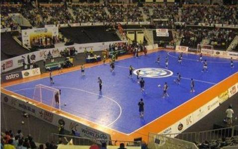 Üniversitemiz, Üniversitelerarası Futsal Liginde