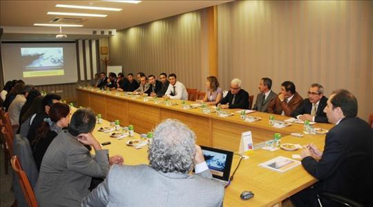 Üniversitemizde Ortak Dersler Genel Koordinasyon Toplantısı Yapıldı