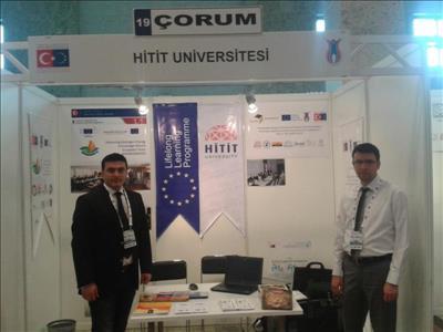 Üniversitemiz 81 İl / 81 Proje Festivaline Katıldı