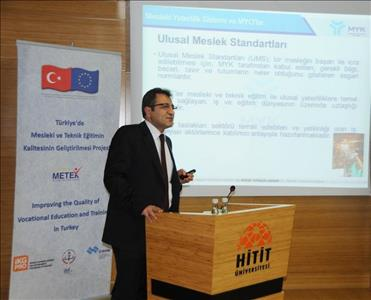 MYO'larda Kalite: Mevcut Durum, Sorunlar ve Çözüm Önerileri Konulu Konferans Düzenlendi