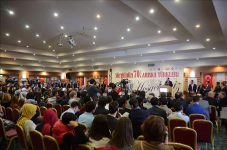 Ahıska Sempozyumu Ulusal ve Uluslararası Düzeyde Katılımla, Büyük Yankılar Uyandırarak Tamamlandı
