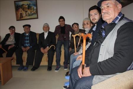 Aktif Yaşam Kulübü'nden Büyüklerimize Ziyaret