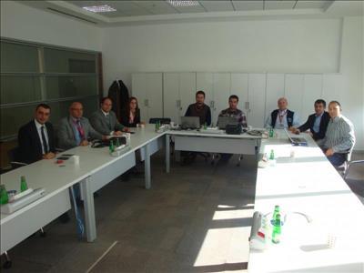 Hitit Üniversitesi Öğretim Üyelerinden Türk Telekom'a Ziyaret