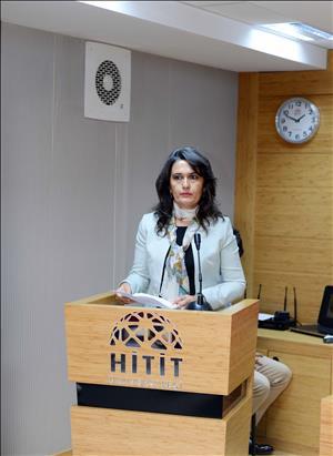 Üniversitemiz Fen Edebiyat Fakültesi Konferans Salonuna Abdulkadir Ozulu'nun Adı Verildi
