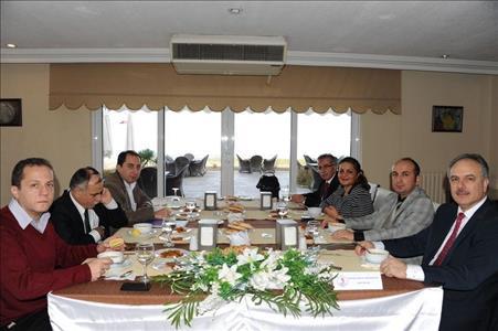 Rektörler Samsun'da Bir Araya Geldi