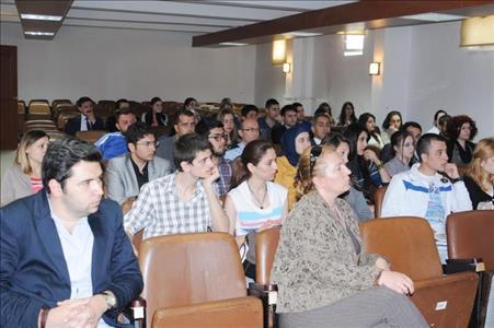 Üniversitemizde Yüksek Lisans ve Doktora Adayları İçin Bilgilendirme Etkinliği Düzenlendi