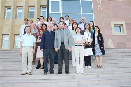 İstanbul Teknik Üniversiteliler Birliği Derneği Üniversitemizi Ziyaret Etti