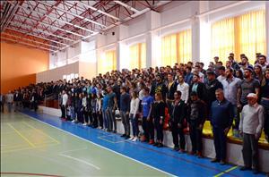 """Üniversitemizde """"1.Uluslararası Üniversite Spor Günü""""  Kutlandı"""