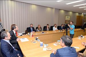 HİTÜ Anne Üniversitesi Tanıtım Toplantısı Yapıldı