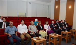 Üniversitemizin Başlatmış Olduğu Projelere İlişkin Değerlendirme Toplantısı Yapıldı