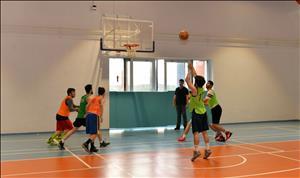 Üniversitemizde Basketbol ve Voleybol Finali Yapıldı