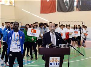 11. Avrupa Üniversiteler Futsal Şampiyonası Başladı